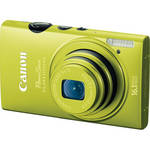 Canon PowerShot ELPH 110 HS Digital Camera (Green)
