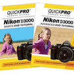 QuickPro Training DVD: Nikon D3000 SLR Digital Camera