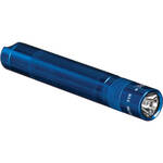 Maglite Solitaire 1-Cell AAA Incandescent Flashlight (Blue, Presentation Box)