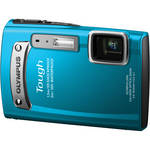 Olympus Tough TG-320 Digital Camera (Blue)