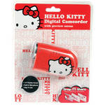 Sakar Hello Kitty Digital Video Camcorder with Preview Screen (Red)
