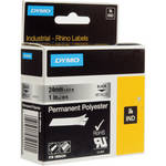 "Dymo Metalized Permanent Poly Labels (1.0"")"