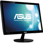 "ASUS VS197D-P 18.5"" 16:9 LED Monitor"