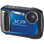 Fujifilm FinePix XP100 Digital Camera (Blue)