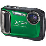 Fujifilm FinePix XP100 Digital Camera (Green)