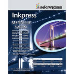 "Inkpress Media Metallic Satin Photo Paper 255 GSM, 44""x100' Roll"