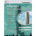 "Inkpress Media Clear Adhesive Film Roll (44""x75')"