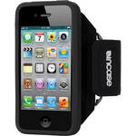 Incase Designs Corp Sports Armband Deluxe for iPhone 4/4S (Black)