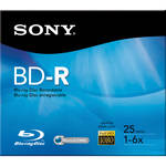 Sony 25 GB BD-R Recordable Disc