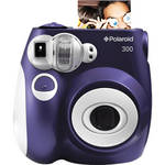 Polaroid 300 Instant Film Camera (Purple)