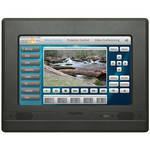 Aurora Multimedia NXT-1330 Touch Panel In-Wall Controller (Black)