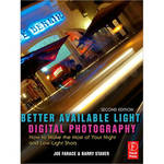 Focal Press Book: Better Available Light Digital Photography, Second Edition