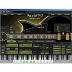 MusicLab RealLPC Les Paul Custom Virtual Instrument