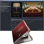 Vienna Symphonic Library Vienna MIR RoomPack 2 and USB Software Backup Stick Kit