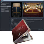 Vienna Symphonic Library Vienna MIR RoomPack 3 and USB Software Backup Stick Kit