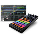 Native Instruments Traktor Kontrol F1 Hardware Controller for Remix Decks