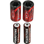 "Pearstone ""C"" Spacer with AA Battery (2 Pack)"