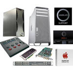 B&H Photo Mac Pro Workstation Turnkey System with an Apple Mac Pro, Assimilate Scratch Lab and Wave Panel