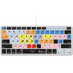 KB Covers Avid Media Composer Keyboard Cover for Apple Ultra-Thin Compact Wired Keyboard (US Layout - 78 Keys)