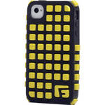 G-Form Extreme Grid Case for iPhone 4 & 4S (Black / Yellow)