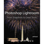 Pearson Education Book: Photoshop Lightroom: From Snapshots to Great Shots