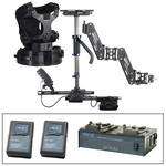 Steadicam Zephyr Camera Stabilizer (V-Lock Mount, Vest), Batteries/Charger Kit