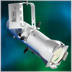 ETC Source Four HID jr Zoom Spotlight - Stage-pin (White)
