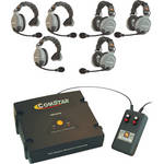 Eartec XT-Plus Com-Center with Interface and 6 COMSTAR Headsets