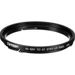 Tiffen Bay 60-67mm Step-Up Ring