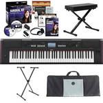 Yamaha Piaggero NP-V80 Value Bundle