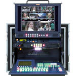 Datavideo MS-900 Mobile Studio with 6 SDI Input Cards and 1 SDI Output Card