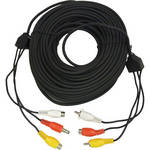 MG Electronics EXT50B 18 AWG Extension Cable (50' / 15.24 m)