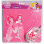 Disney Princess Mouse and Mouse Pad Bundle