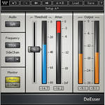 Waves DeEsser - Sibilance Removal Plug-In (TDM)