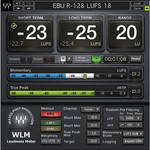 Waves WLM - Loudness Meter Plug-in (Native)