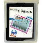 DiCAPac WPi20 Waterproof Case for Tablet iPads (Off White)