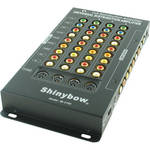 Shinybow SB-3750 1 x 5 Digital Video/S-Video/Audio Distribution Amplifier
