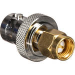 Lectrosonics 21770 Male SMA to Female BNC Coaxial Adapter