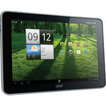 "Acer 32GB Iconia Tab A700 10.1"" Tablet (Silver)"