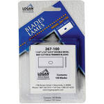 Logan Graphics Replacement Blades for the 850, T360, 855 and T300 Mat Cutters (100 Pack)
