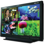 "Wohler RMQ-230-SD 23"" LED Quad-Split Video / Audio Monitor"