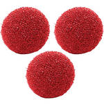 "WindTech Windscreen 1/8"" (3-Pack) - Red"