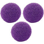 "WindTech Windscreen 1/8"" (3-Pack) - Purple"