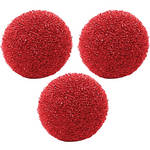 "WindTech Windscreen- 3/16"" (3-Pack) - Red"