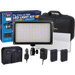 Vidpro Varicolor 312-Bulb Video and Photo LED Light Kit