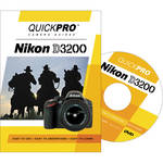 QuickPro DVD: Nikon D3200 Instructional Camera Guide