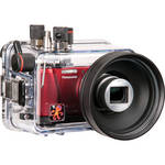 Ikelite Compact Underwater Housing for Panasonic Lumix DMC-ZS20, TZ30, TZ31 or Leica V-LUX 40 Digital Camera