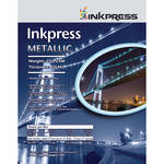 "Inkpress Media Metallic Photo Paper (255 gsm, 10"" Roll)"