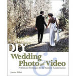 Cengage Course Tech. Book: DIY Wedding Photo and Video: Professional Techniques for the Amateur Documentarian (1st Edition)