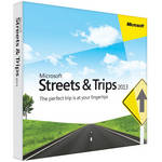 Microsoft Streets & Trips 2013 Software